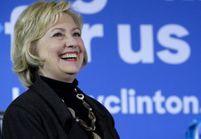 Hillary Clinton est une grand-mère comblée