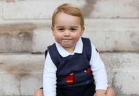 Incognito, Kate, William et le prince George ont rencontré le père Noël