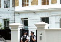 La maison d'Amy Winehouse cambriolée