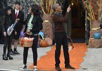 Quand Barack et Michelle Obama fêtent Halloween