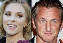 Scarlett Johansson pose ses valises chez Sean Penn