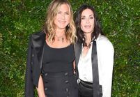 Jennifer Aniston et Courteney Cox, réunion de Friends à un dîner Chanel !