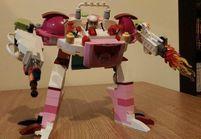 Le robot en Lego d'une Américaine de 7 ans contre les stéréotypes