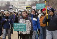 Massachusetts: les anti-IVG veulent faire entendre leur voix