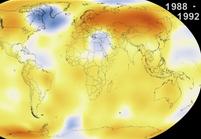 Prêt-à-liker : 30 secondes pour revivre 130 ans de réchauffement climatique