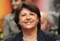 PS: pas de second mandat pour Martine Aubry