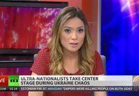 Russie, une journaliste démissionne en direct