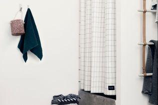 15 rideaux de douche pour une salle de bains déco