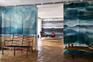 papier peint tapisserie murale elle d coration. Black Bedroom Furniture Sets. Home Design Ideas
