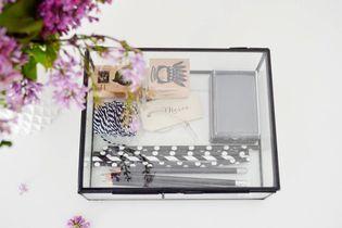 25 jolies boîtes de rangement pour cacher tous vos trésors