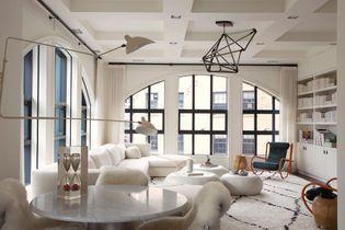 Direction New York avec ce penthouse au décor complètement fou