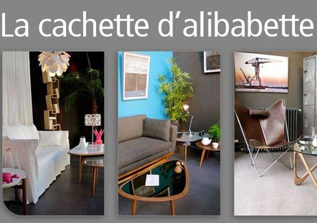 la cachette d alibabette elle d coration. Black Bedroom Furniture Sets. Home Design Ideas