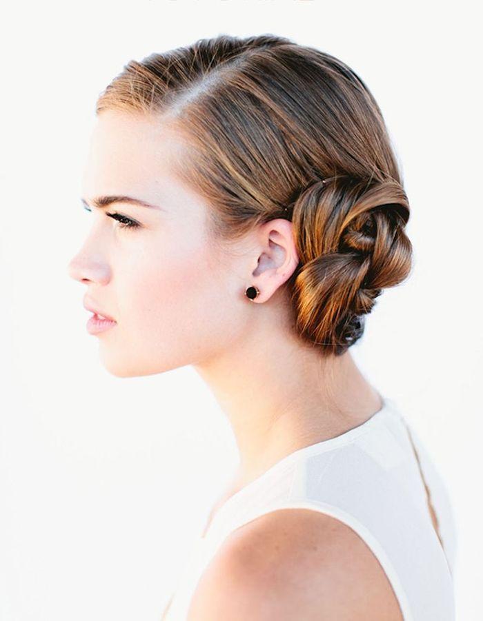 Idée de coiffure pour future mariée