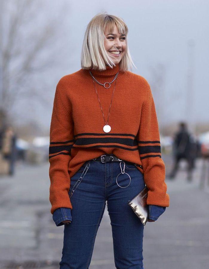 coiffure 2018 toutes les tendances coupes de cheveux automne hiver 2018 elle. Black Bedroom Furniture Sets. Home Design Ideas