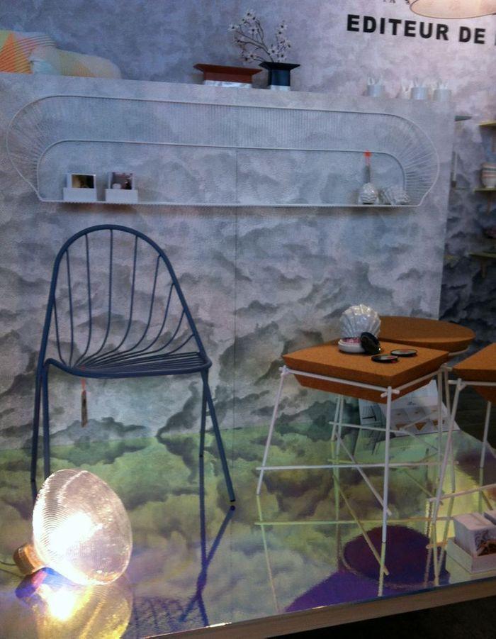 La chaise Drapée de Petite Friture