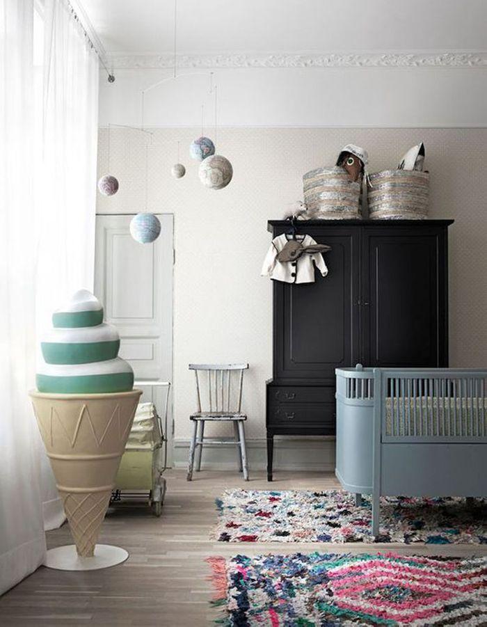Chambre de bébé : 25 idées pour un garçon - Elle Décoration