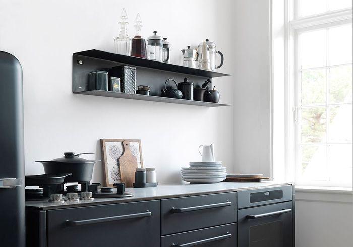 agrandir sa petite cuisine elle d coration. Black Bedroom Furniture Sets. Home Design Ideas