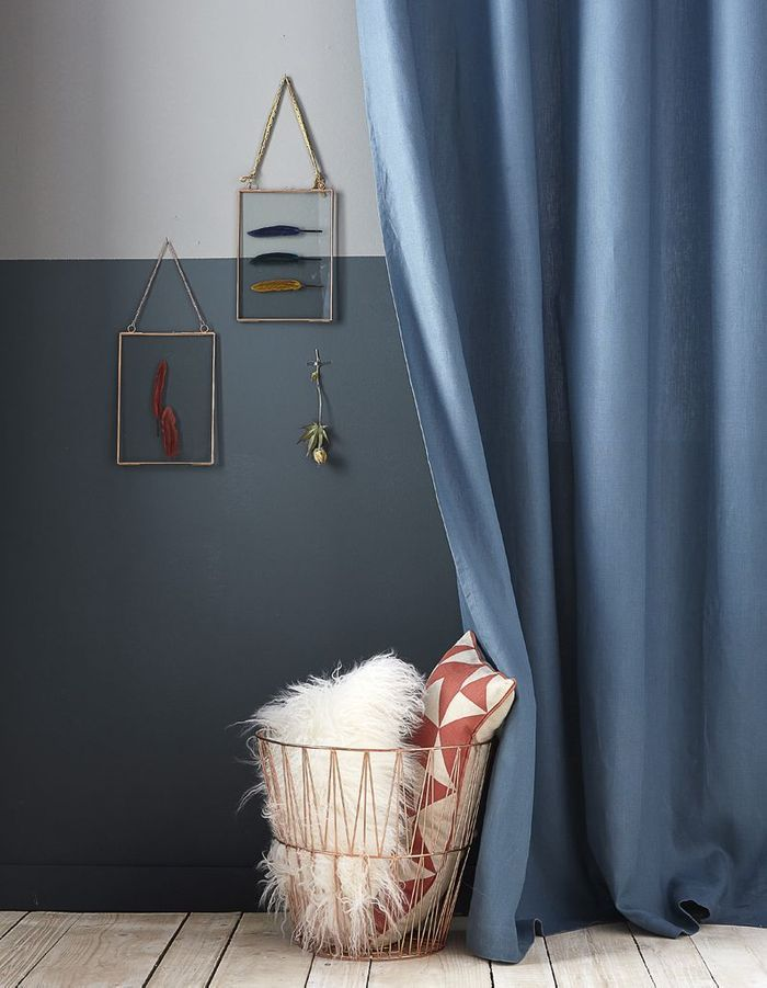 des id es de rideaux pour faire r ver vos fen tres elle d coration. Black Bedroom Furniture Sets. Home Design Ideas
