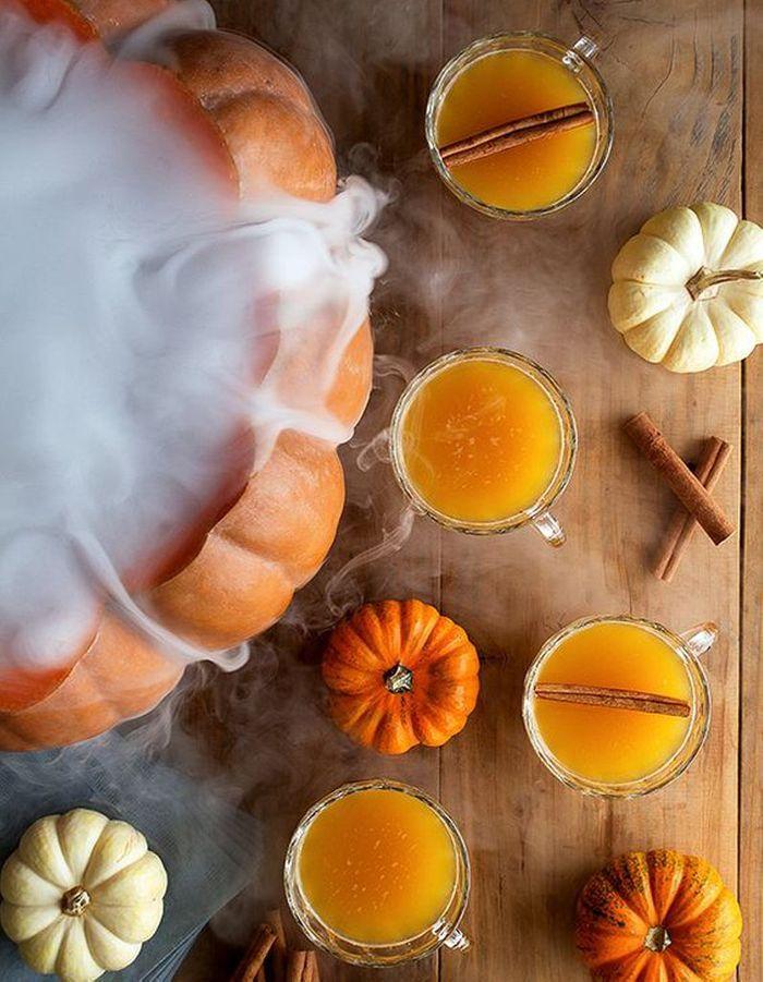 Décoration Halloween : la célèbre citrouille
