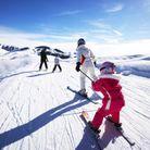 L'option... vacances au ski en famille