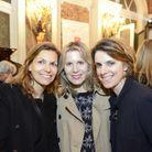 Sophie Boilley, Katell Pouliquen et Françoise-Marie Santucci (ELLE)