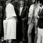 Avec Elton John et Lady Di
