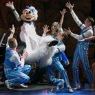 « Mickey et le Big Band de Noël »