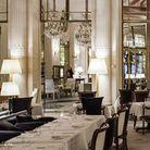 Le tea time du Meurice, à Paris