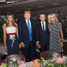 Un dîner présidentiel