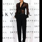 Naomie Harris en Dolce & Gabbana