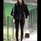 Blair et son sac Chanel