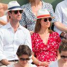 James Matthews et Pippa Middleton