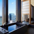 L'hôtel « Aman Tokyo »