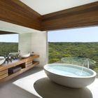L'hôtel « Southern Ocean Lodge »