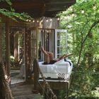 Secluded Intown Treehouse : Part I, Atlanta, Georgia, US