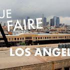 Retrouvez nos aventures à Los Angeles en vidéo